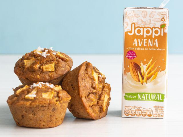 MuffinsManzana-JappiAvena