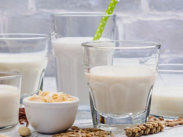 Productos de origen vegetal con los que puedes sustituir los productos lácteos