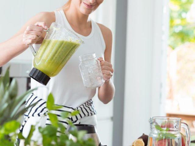 Batidos verdes para mejorar tu calidad de vida