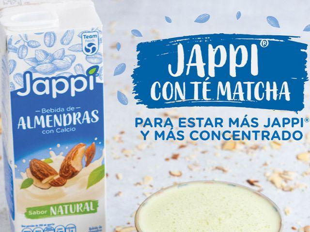 Jappi® sin azucar té Matcha
