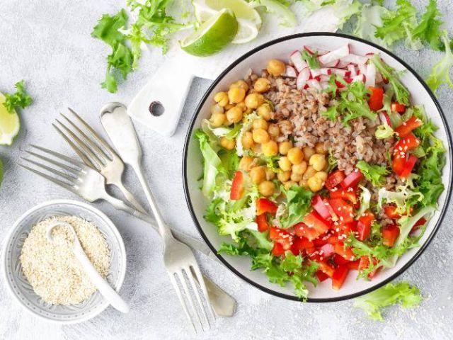 Alimentos ricos en hierro que son de origen vegetal