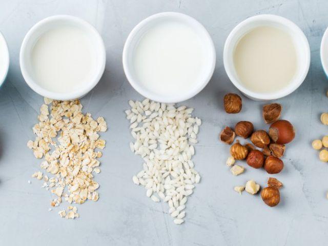 Alimentos ricos en proteínas que son de origen 100% vegetal