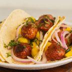 tacos mexicanos veganos o vegetarianos