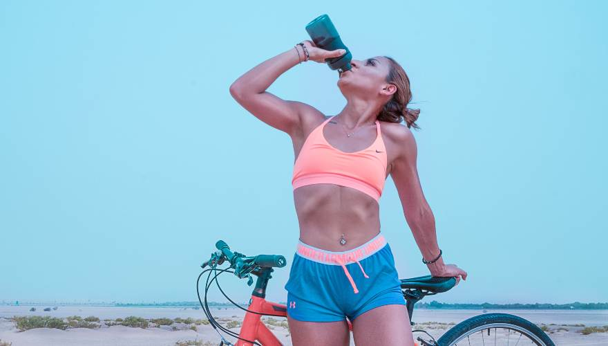 Alimentación del deportista: una dieta de origen vegetal